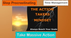Personal-Development-CoursesThe-Action-Takers-Mindset-Stop-Procrastinating-Reach-Your-Goals