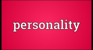 Personality-Meaning
