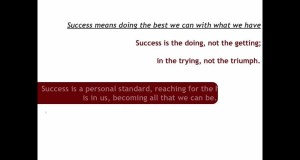 Success-Mentality-Video-Personal-and-Professional-Development