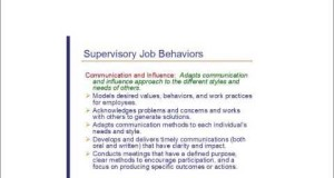 Supervisory-development-job-behaviours