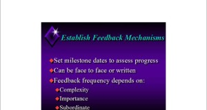Supervisory-development-skills-establish-feedback-mechanisms