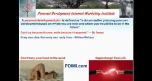 What-Is-A-Personal-Development-Plan-Video
