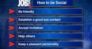 Personality-Development-Training-TIPS-TRICKS-Video-Lesson-07-Social-Behavior