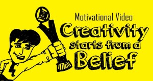 Thoughtful-Motivational-Video-Creativity-Starts-from-a-Belief-Personality-Development-video-
